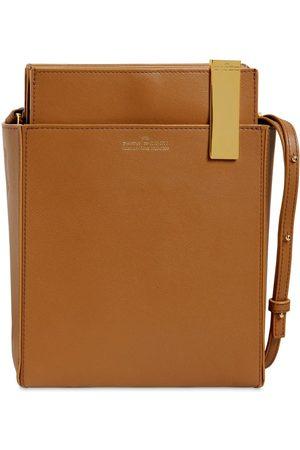 Rokh Naiset Lompakot - File Leather Shoulder Bag