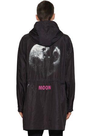 VALENTINO Miehet Parkatakit - Moon Dust Nylon Caban Parka