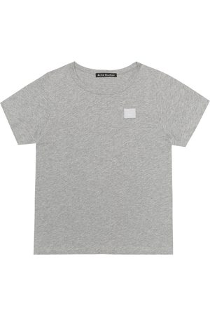 Acne Studios Face cotton-jersey T-shirt