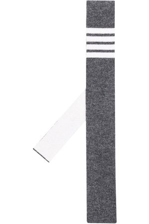 Thom Browne Miehet Solmiot - 4-Bar stripe knit tie