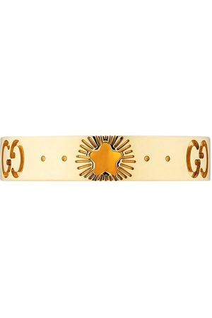 Gucci 18kt gold Icon star ring