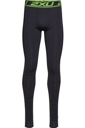 2XU Power Recovery Compr Tights Running/training Tights Musta