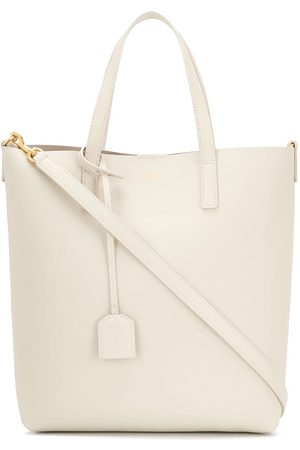 Saint Laurent Small leather tote bag