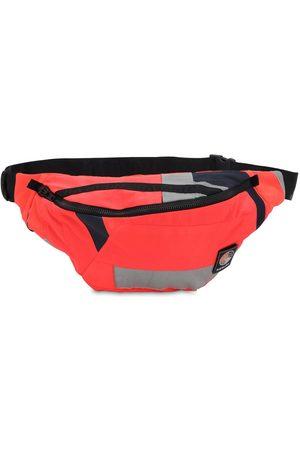CHRISTOPHER RAEBURN Large Remade Safety Belt Bag