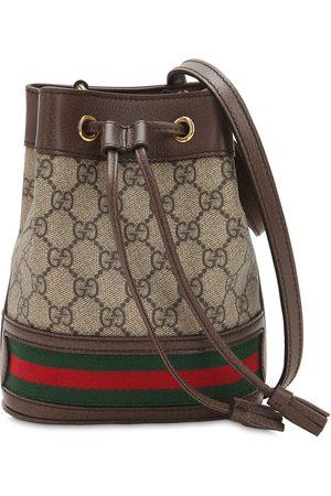 Gucci Mini Ophidia Gg Supreme Bucket Bag