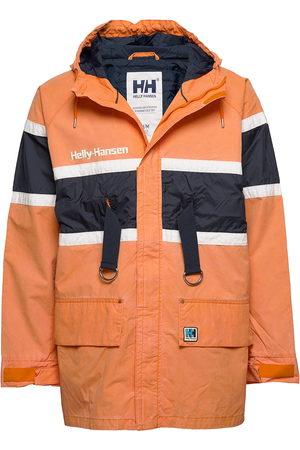 Helly Hansen Hh Salt Heritage Jacket Parka Takki Oranssi