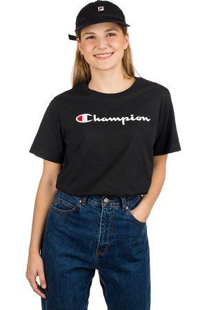 Champion Naiset T-paidat - American Logo T-Shirt