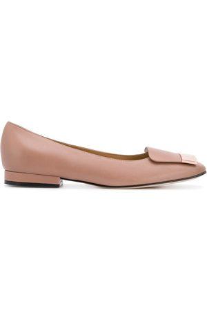 Sergio Rossi Naiset Balleriinat - SR1 ballerina shoes