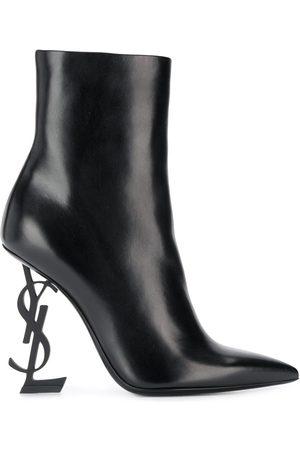 Saint Laurent Naiset Nilkkurit - Opyum 105mm ankle boots