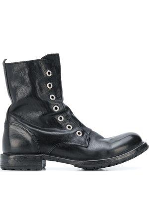 Moma Naiset Nilkkurit - Combat ankle boots
