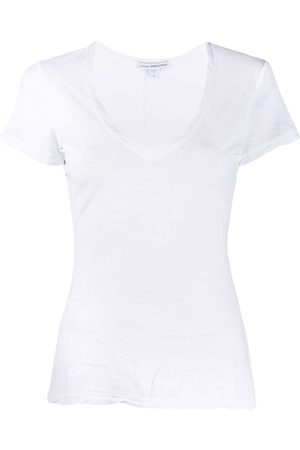 James Perse Twist seam T-shirt