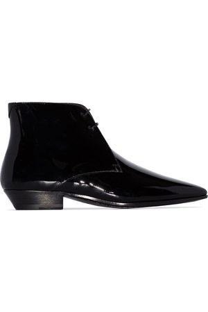 Saint Laurent Naiset Nilkkurit - Jonas 25mm ankle boots