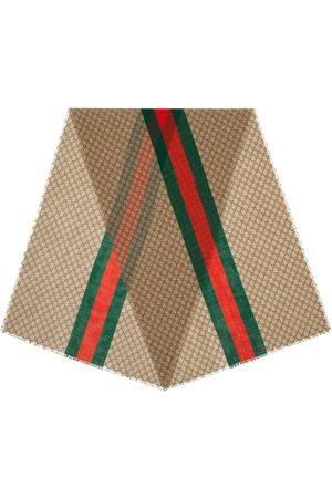 Gucci Miehet Huivit - Monogram print scarf