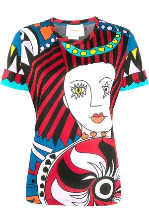 La DoubleJ Naiset T-paidat - Total Goddess T-Shirt