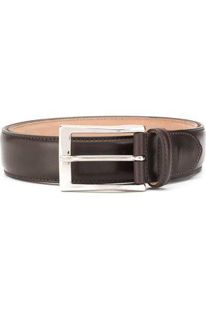 Scarosso Miehet Vyöt - Classic square buckle belt
