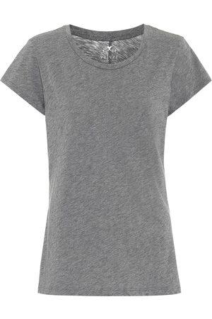Velvet Odelia cotton-blend T-shirt