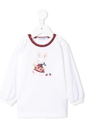 Familiar Pyjamat - Bunny print pajamas