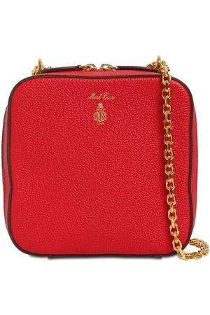 MARK CROSS Naiset Olkalaukut - Rose Grained Leather Bag