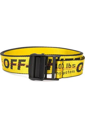 OFF-WHITE Vyöt - CARRYOVER INDUSTRIAL BELT NO COLO