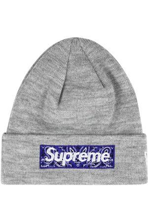 Supreme X New Era Bandana Box Logo beanie