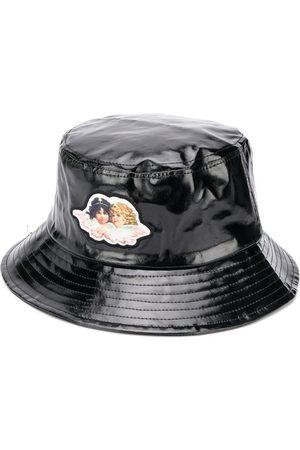 Fiorucci Hatut - Angel vinyl bucket hat