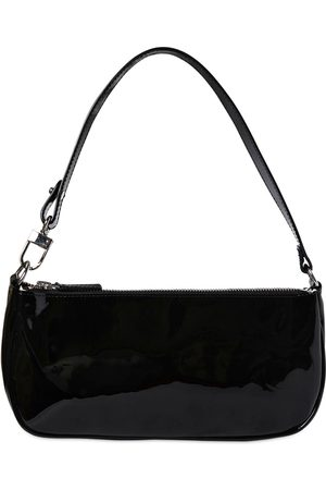 By Far Naiset Olkalaukut - Rachel Patent Leather Bag