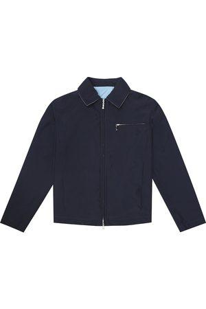 Loro Piana Curt reversible rain jacket