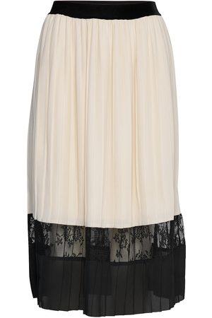Rosemunde Skirt Polvipituinen Hame Musta