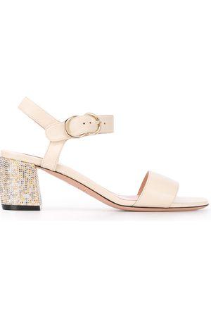 Bally Embellished heel sandals