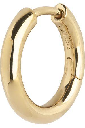 Maria Black Polo Huggie Gold Hp Accessories Jewellery Earrings Hoops Kulta