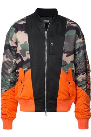 MOSTLY HEARD RARELY SEEN Miehet Bomber - Jungle bomber jacket