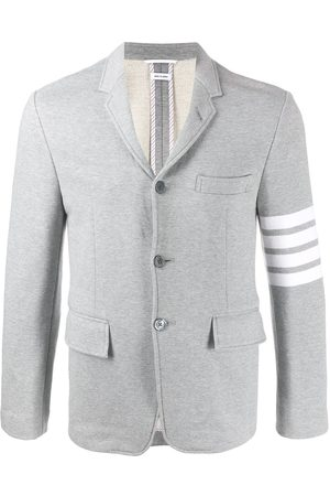 Thom Browne 4-Bar unconstructed classic jacket