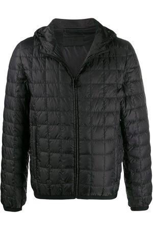 Prada Grid quilted jacket