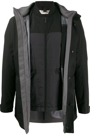 Z Zegna Layered performance parka