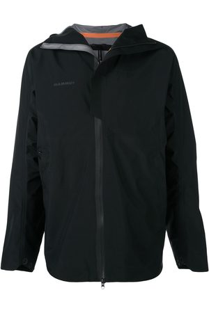 Mammut Hooded hardshell jacket