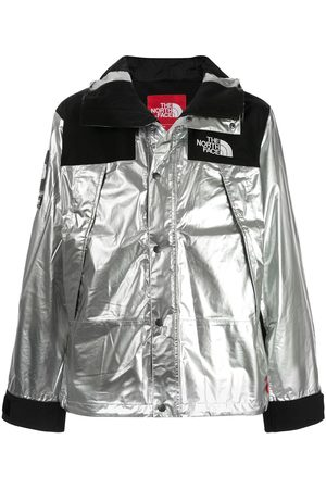 Supreme X The North Face Metallic Mountain parka