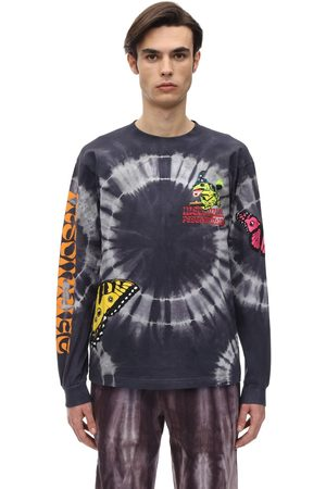 INSOMNIAC Psychedelics L/s Cotton Jersey T-shirt