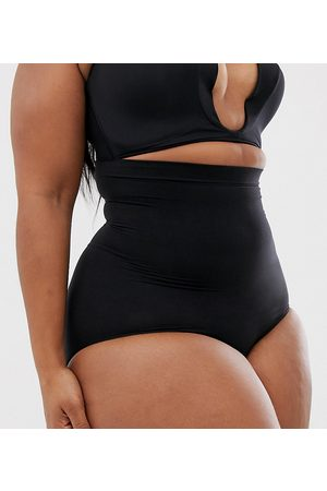 Spanx Curve higher power panties in black