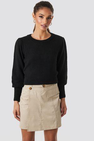 Trendyol Button Detailed Mini Skirt