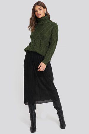 MANGO Vices Skirt - Black