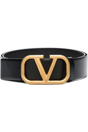 VALENTINO GARAVANI Miehet Vyöt - VLOGO leather belt