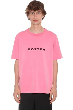 BOTTER Logo Print Cotton Jersey T-shirt