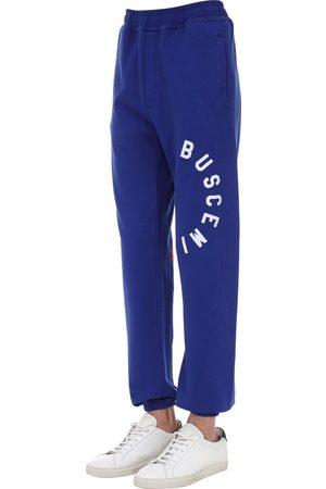 BUSCEMI Miehet Collegehousut - Tackel Cotton Twill Sweatpants