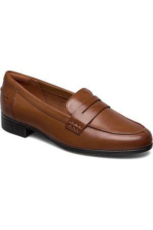 Clarks Hamble Loafer Loaferit Matalat Kengät