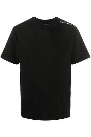 Paco rabanne T-paidat - Logo short-sleeve T-shirt