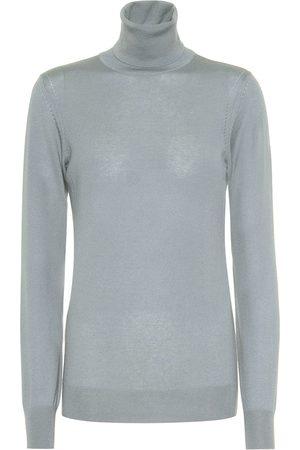Loro Piana Piuma cashmere turtleneck sweater