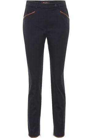 Loro Piana Rickey stretch-cotton pants