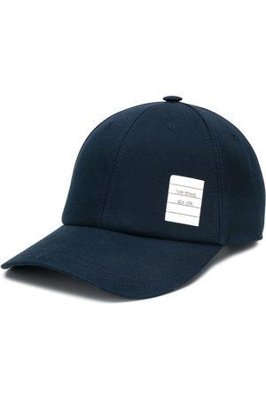 Thom Browne Miehet Hatut - Twill 6-Panel baseball cap