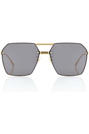Bottega Veneta Square sunglasses