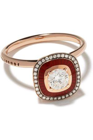 SELIM MOUZANNAR Naiset Sormukset - 18kt diamond Mina ring